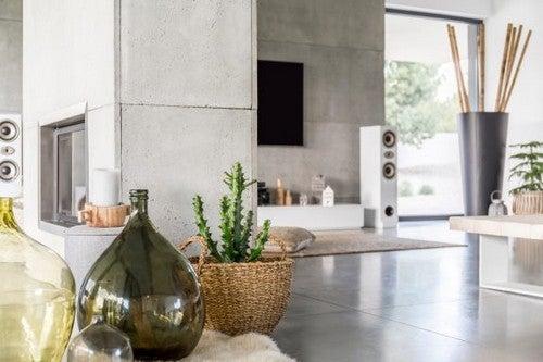 4 belos designs de vasos gigantes