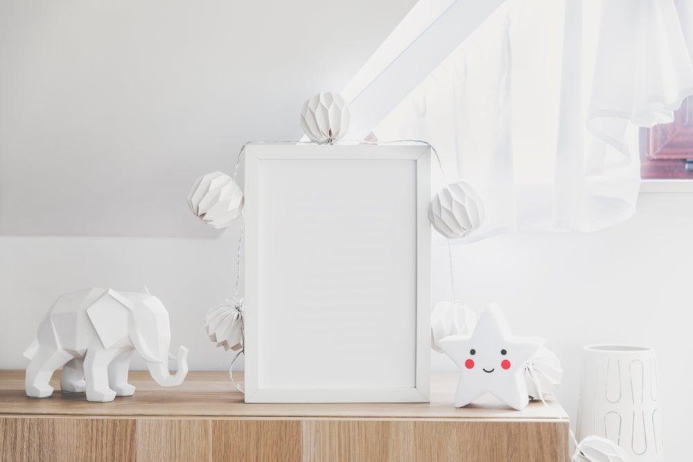Luminárias de mesa para espaços infantis