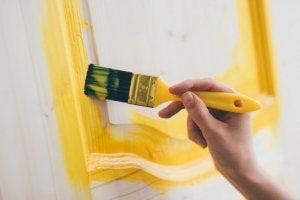 forrar e decorar portas