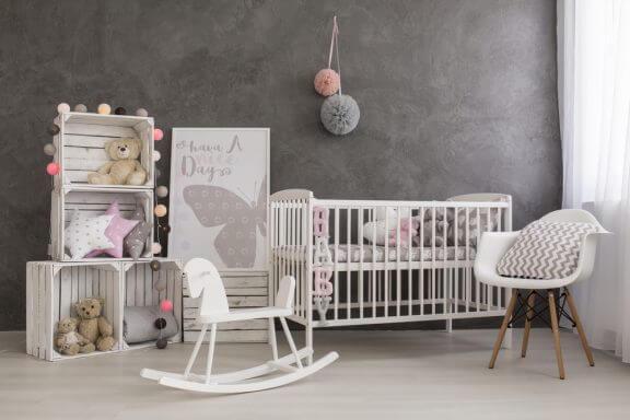 6 dicas para decorar o quarto do seu bebê
