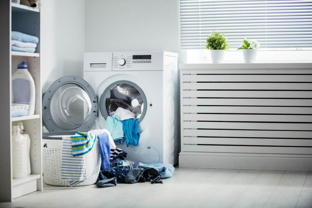 5 dicas para manter a lavanderia organizada