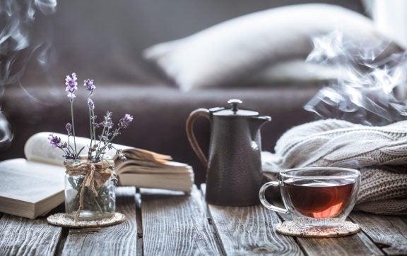 Objetos decorativos para os amantes do chá