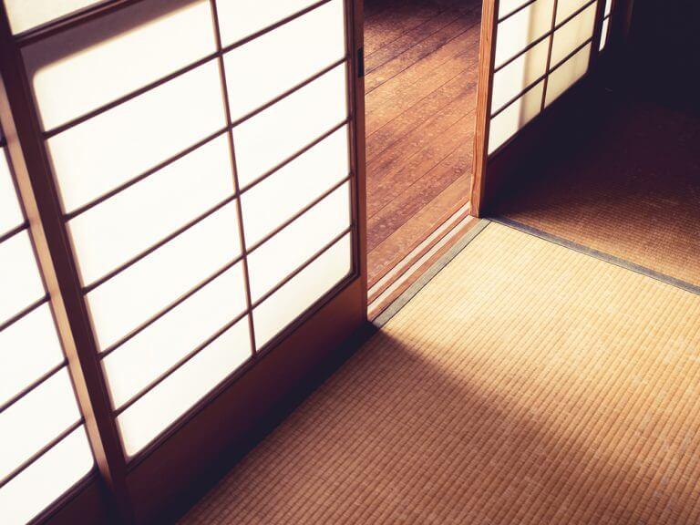 painéis japoneses