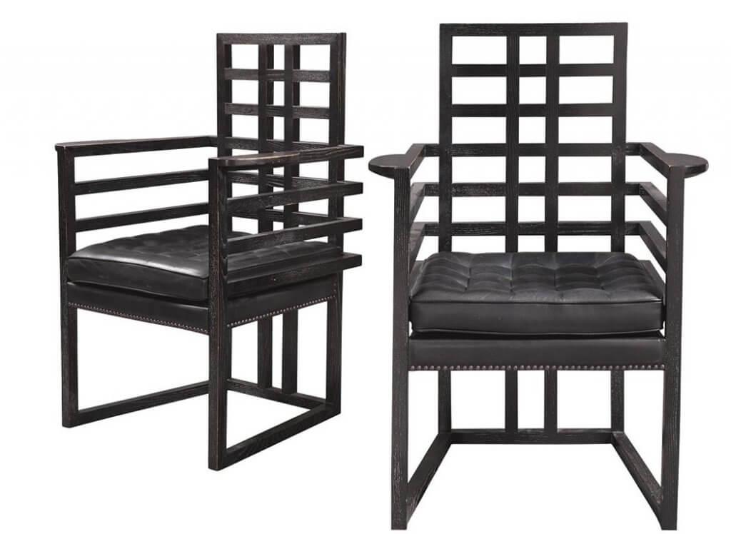 O uso das grades nas cadeiras