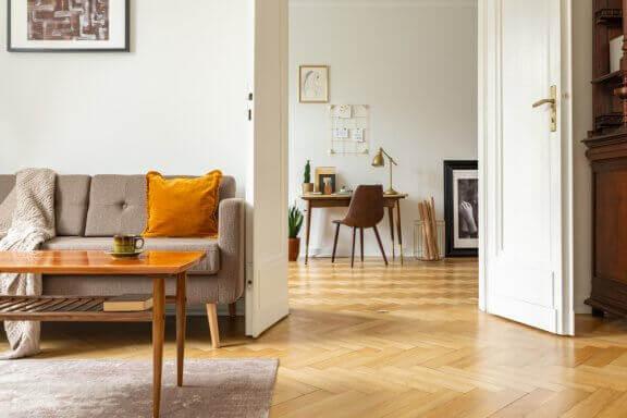 A importância de ter espaços diáfanos em casa