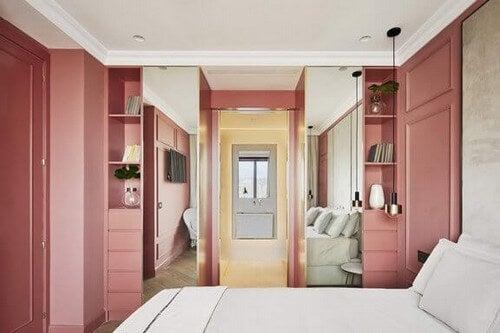 As novas cores em decoração de interiores: Cravings e Clássico