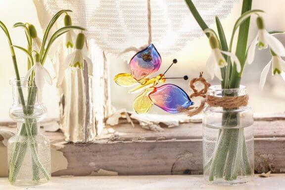 O significado da borboleta no Feng Shui
