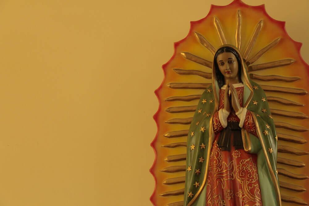 Recursos modernos para a decoração religiosa