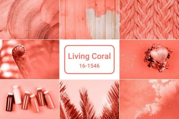 Living Coral: a cor que marcará 2019