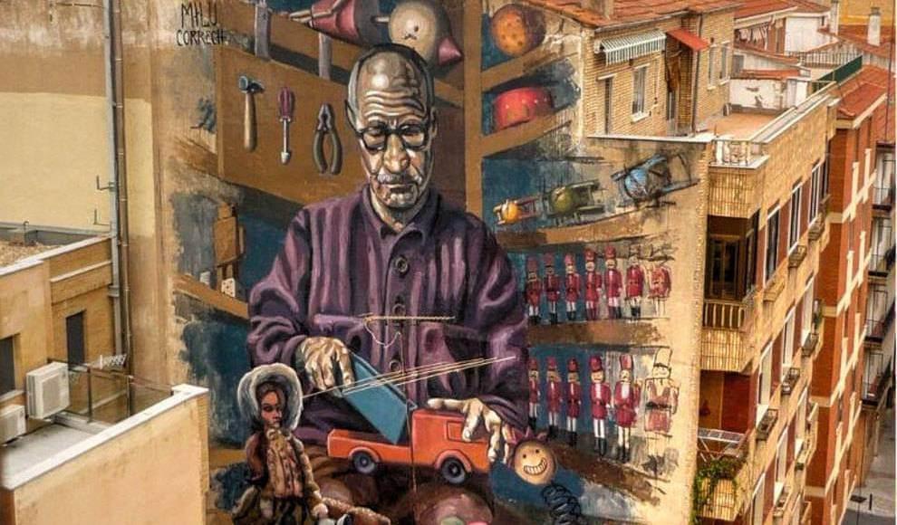 Arte urbana: uma fonte de inspiração