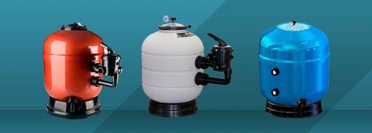 Instalar uma piscina: o purificador de água