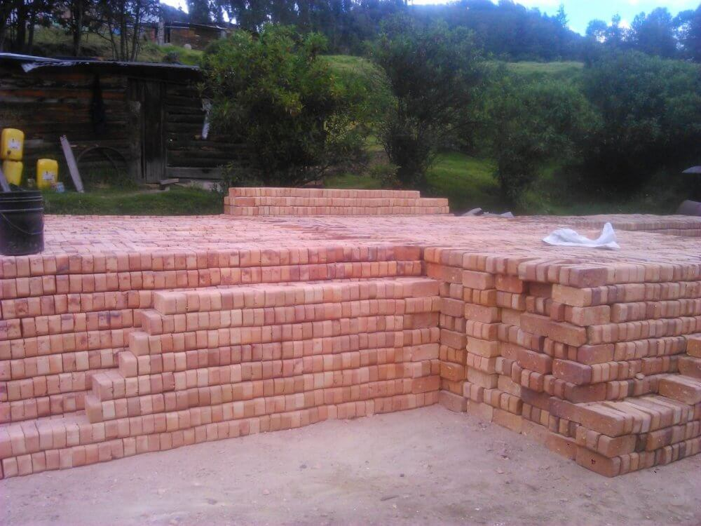 Resistência dos tijolos