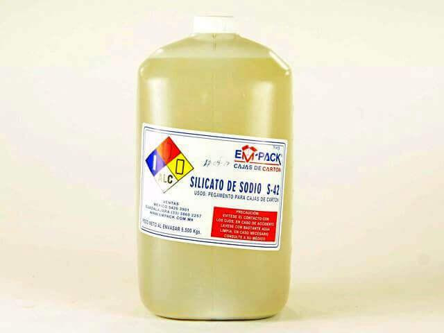 Aplicar selador de silicato de sódio
