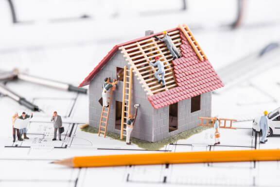 Casas pré-fabricadas pequenas e fáceis de instalar