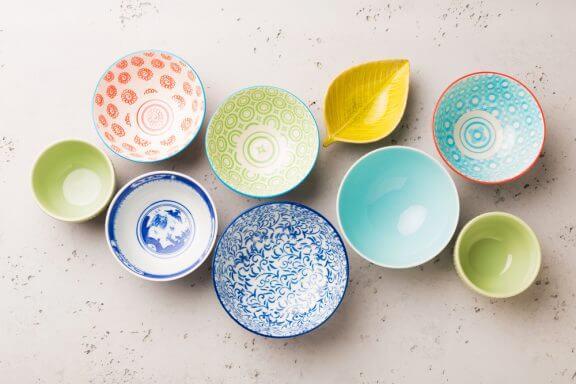 Decore com cerâmica vidrada: um recurso original
