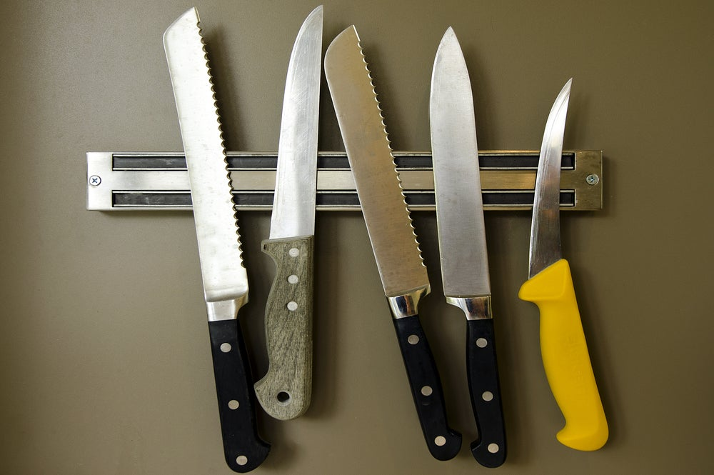 5 melhores facas para chefs de cozinha