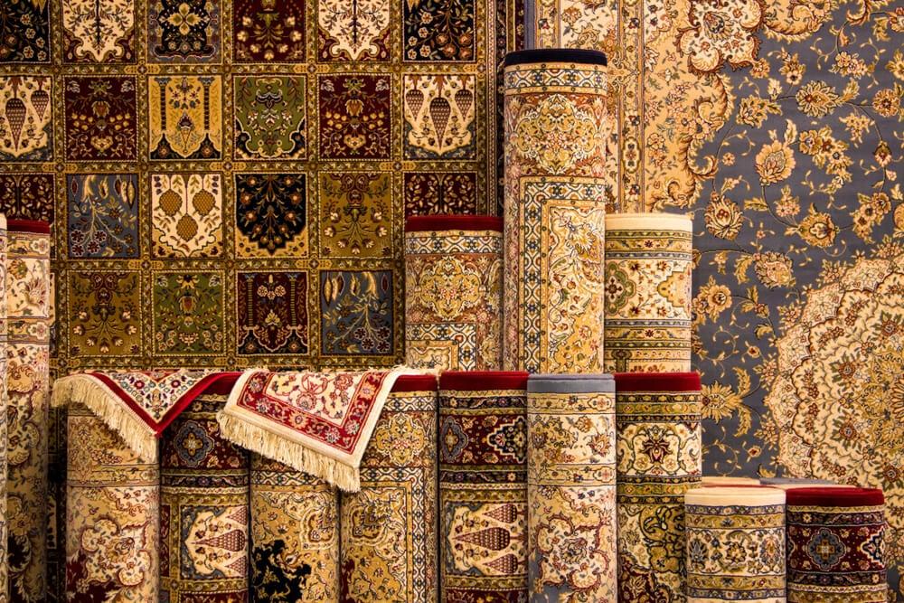 Tapetes persas: um toque diferente