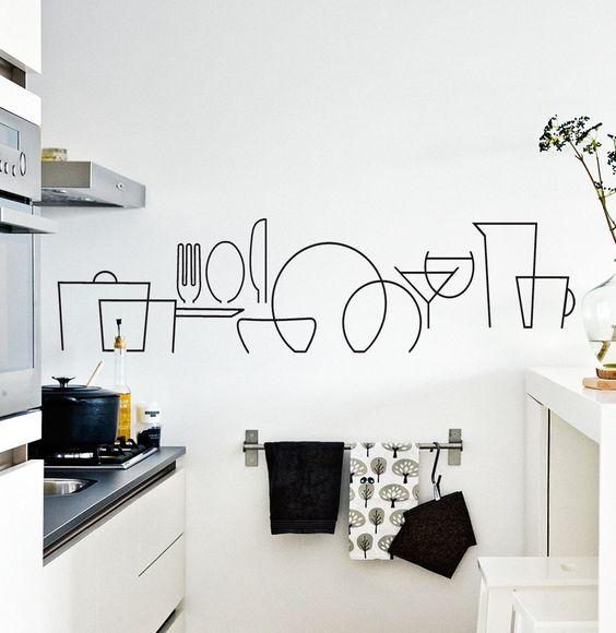 A alternativa à tinta: adesivo vinílico para parede