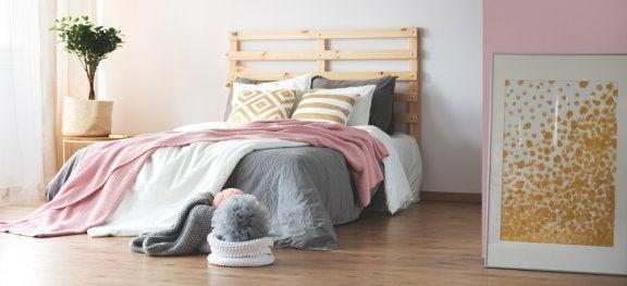 A cama e o descanso perfeito