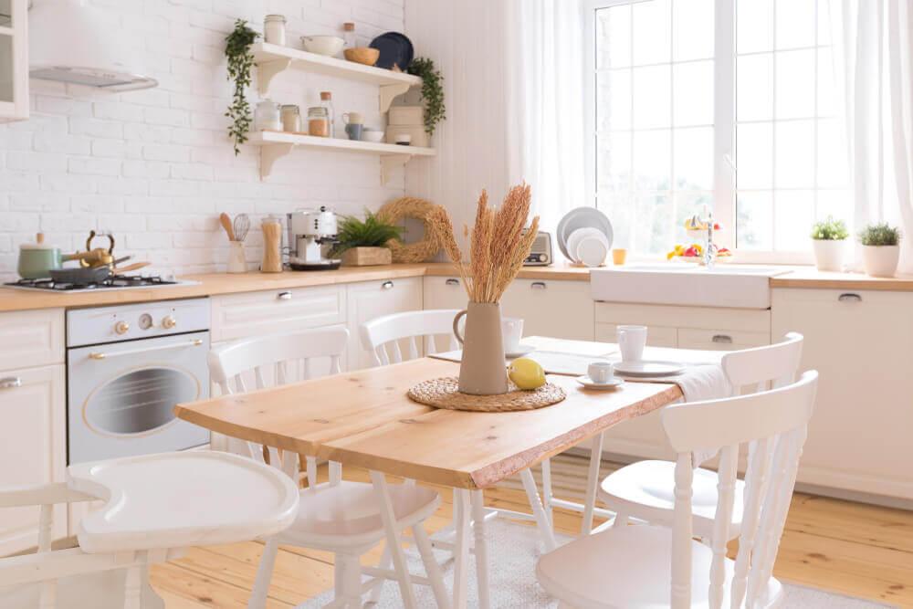 Esta é a cozinha perfeita; será que ela é parecida com a sua?