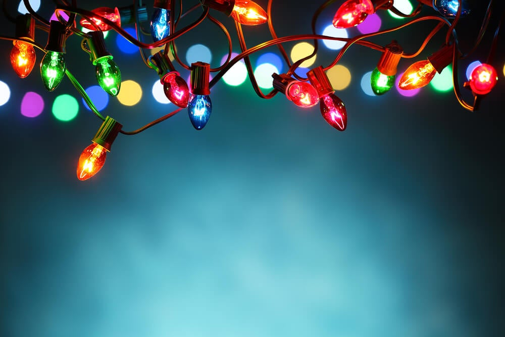 Crie um ambiente alternativo usando luzes coloridas
