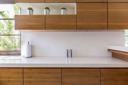 4 opções para as bancadas de cozinha