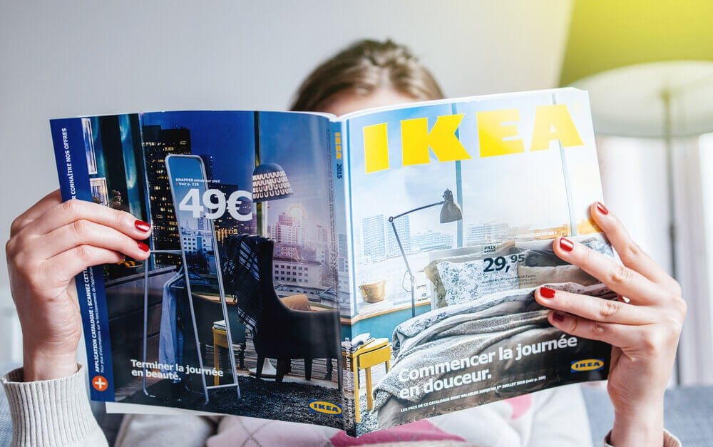 Móveis personalizados: ideias criativas da Ikea
