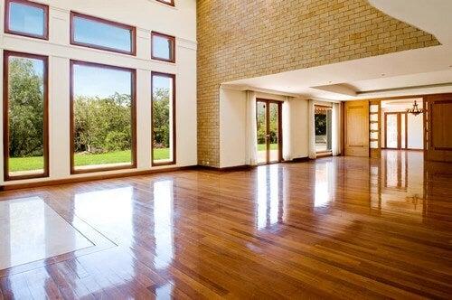 Fatores positivos do piso de madeira