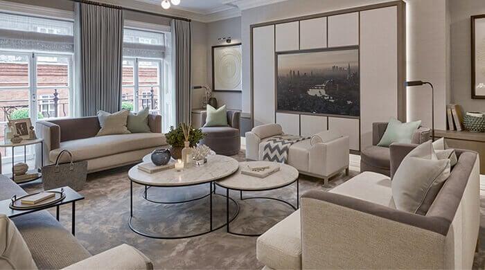 Design de interiores com nome próprio: Sophie Paterson