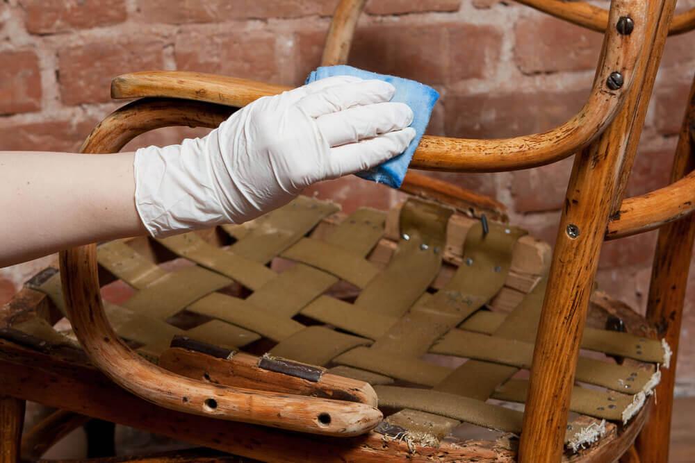 Como obter um bom decapê na madeira