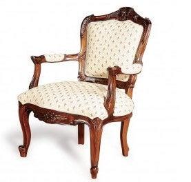 estilos de cadeiras clássicas