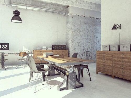 Exemplos de integração de estilos de design em sua residência