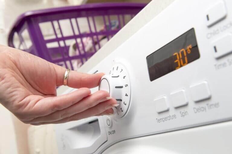 Como uma secadora funciona