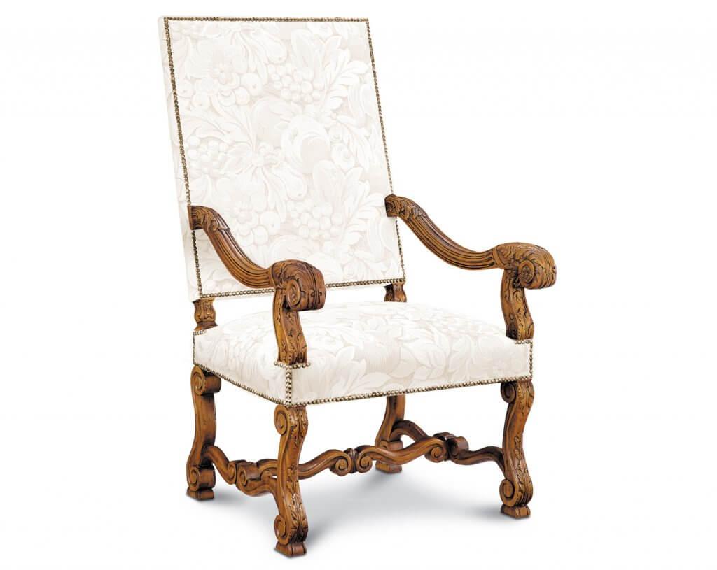 estilos de cadeiras clássicas e seus nomes