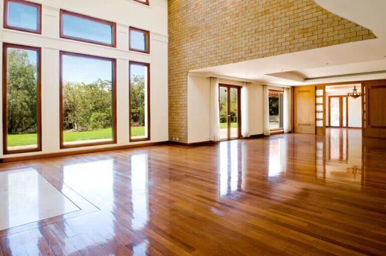 Sua casa fica em boas condições de saúde com materiais saudáveis