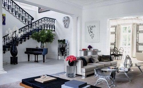 Saiba como obter a estética mais vanguardista do estilo londrino na sua casa