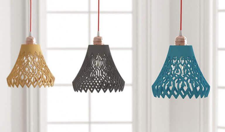 Di-lamp, luminárias customizáveis