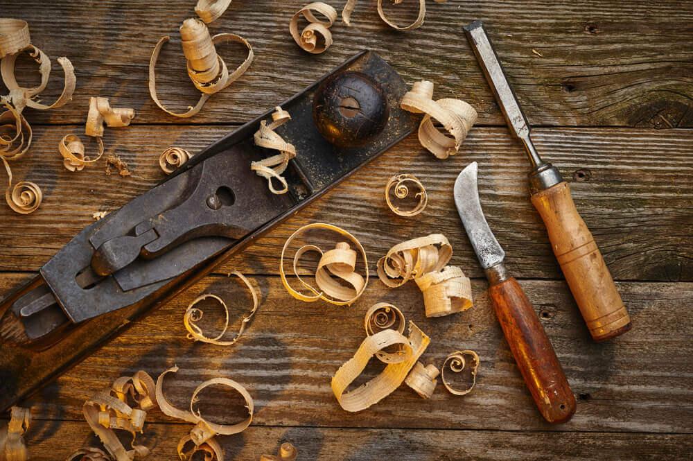 Carpintaria em casa