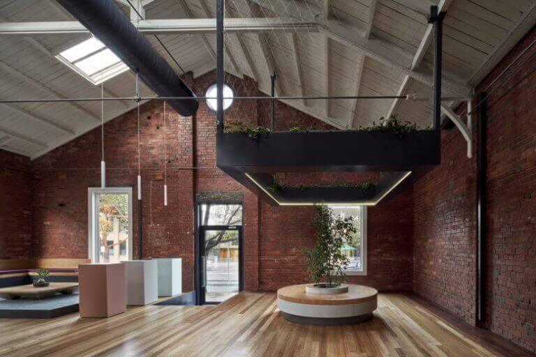 Exhibition design haus, da REHAU