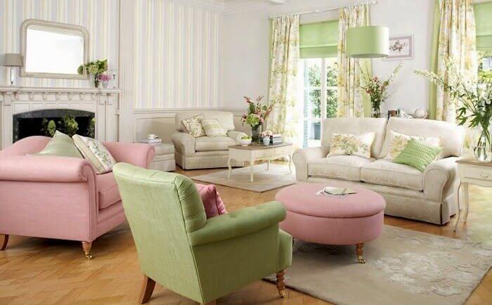 Laura Ashley: as melhores coleções têxteis em estilo romântico