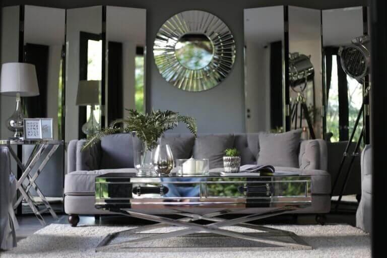 Especial de espelhos: decorar enquanto olha para você