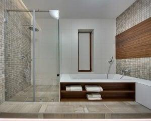 Transforme o seu banheiro em um espaço de relaxamento