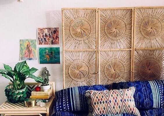 como decorar a sua casa com biombos