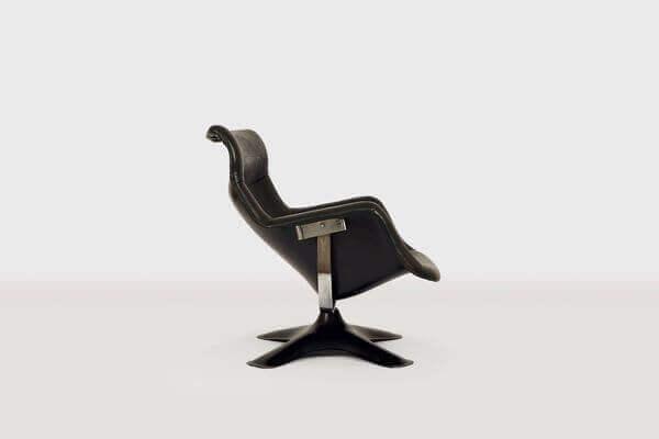 A cadeira Karuselli: depuração formal