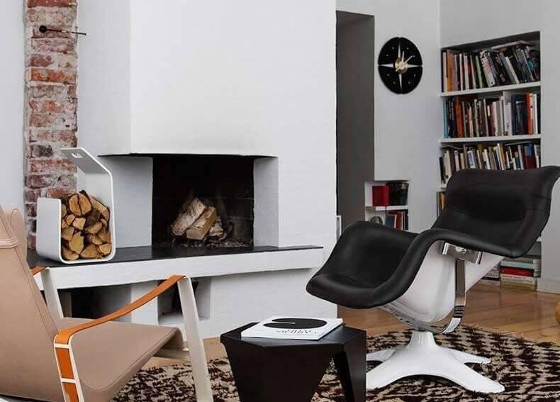 A cadeira Karuselli: conforto