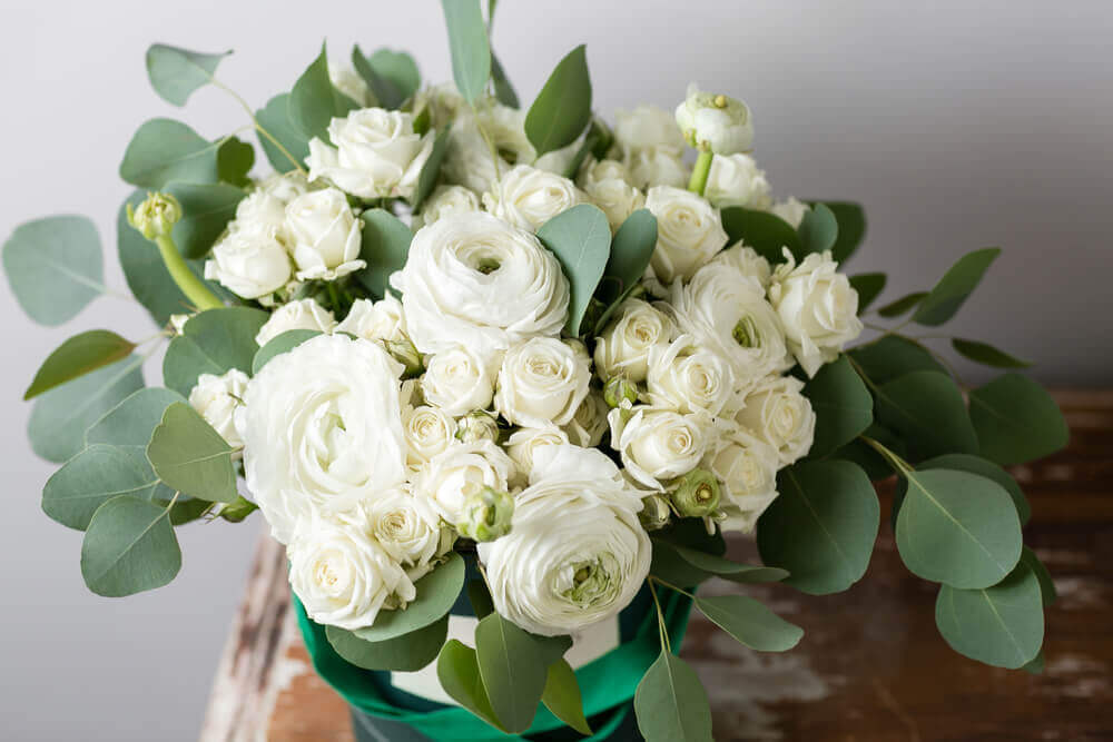 O ranúnculo, a favorita entre as flores secas