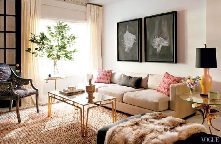 O design de interiores de Nate Berkus