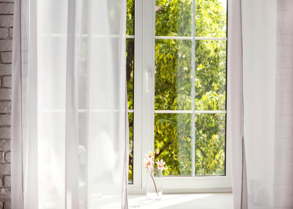Modelos de cortina para este verão