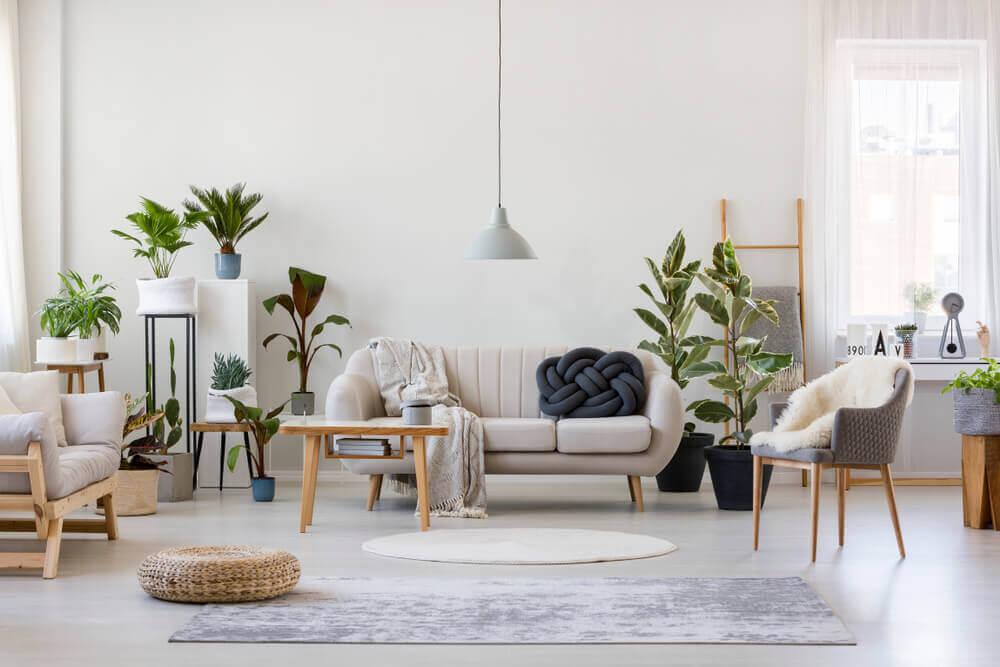 Soluções para evitar a saturação decorativa em casa