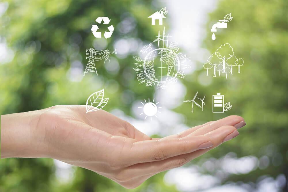 Decoração sustentável, por um planeta melhor